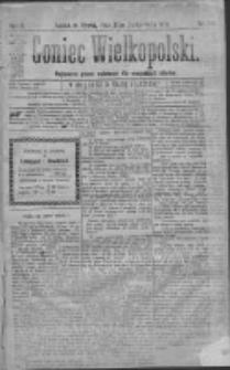 Goniec Wielkopolski: najtańsze pismo codzienne dla wszystkich stanów 1879.10.28 R.3 Nr247