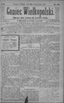 Goniec Wielkopolski: najtańsze pismo codzienne dla wszystkich stanów 1879.10.31 R.3 Nr250