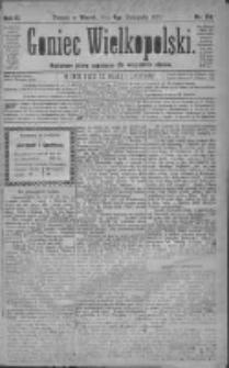 Goniec Wielkopolski: najtańsze pismo codzienne dla wszystkich stanów 1879.11.04 R.3 Nr252