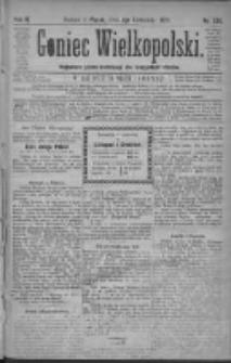 Goniec Wielkopolski: najtańsze pismo codzienne dla wszystkich stanów 1879.11.07 R.3 Nr255