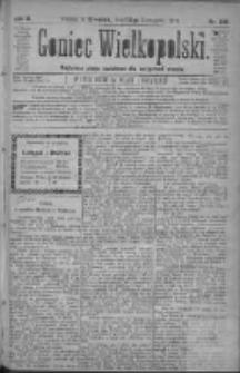 Goniec Wielkopolski: najtańsze pismo codzienne dla wszystkich stanów 1879.11.13 R.3 Nr260