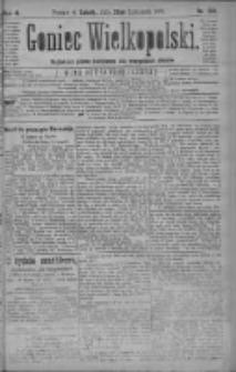 Goniec Wielkopolski: najtańsze pismo codzienne dla wszystkich stanów 1879.11.22 R.3 Nr268