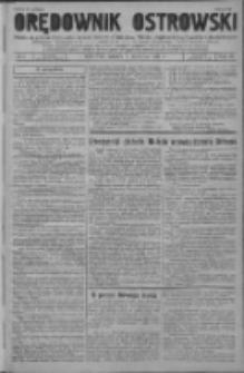 Orędownik Ostrowski: pismo na powiat ostrowski i miasto Ostrów, Odolanów, Mikstat, Sulmierzyce, Raszków i Skalmierzyce 1937.01.05 R.86