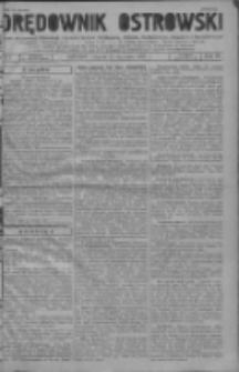 Orędownik Ostrowski: pismo na powiat ostrowski i miasto Ostrów, Odolanów, Mikstat, Sulmierzyce, Raszków i Skalmierzyce 1937.01.12 R.86 Nr4