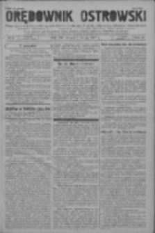 Orędownik Ostrowski: pismo na powiat ostrowski i miasto Ostrów, Odolanów, Mikstat, Sulmierzyce, Raszków i Skalmierzyce 1937.02.16 R.86 Nr14