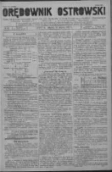 Orędownik Ostrowski: pismo na powiat ostrowski i miasto Ostrów, Odolanów, Mikstat, Sulmierzyce, Raszków i Skalmierzyce 1937.03.30 R.86 Nr26