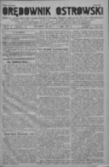 Orędownik Ostrowski: pismo na powiat ostrowski i miasto Ostrów, Odolanów, Mikstat, Sulmierzyce, Raszków i Skalmierzyce 1937.04.16 R.86 Nr31