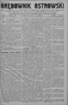 Orędownik Ostrowski: pismo na powiat ostrowski i miasto Ostrów, Odolanów, Mikstat, Sulmierzyce, Raszków i Skalmierzyce 1937.05.04 R.86 Nr36