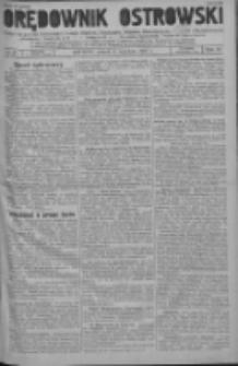 Orędownik Ostrowski: pismo na powiat ostrowski i miasto Ostrów, Odolanów, Mikstat, Sulmierzyce, Raszków i Skalmierzyce 1937.06.11 R.86 Nr47