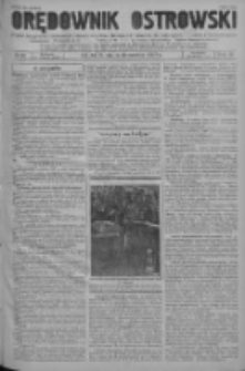 Orędownik Ostrowski: pismo na powiat ostrowski i miasto Ostrów, Odolanów, Mikstat, Sulmierzyce, Raszków i Skalmierzyce 1937.06.18 R.86 Nr49