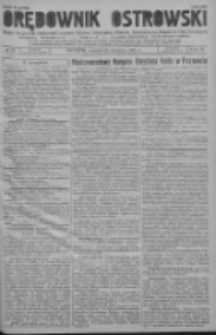 Orędownik Ostrowski: pismo na powiat ostrowski i miasto Ostrów, Odolanów, Mikstat, Sulmierzyce, Raszków i Skalmierzyce 1937.06.29 R.86 Nr52