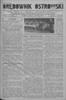 Orędownik Ostrowski: pismo na powiat ostrowski i miasto Ostrów, Odolanów, Mikstat, Sulmierzyce, Raszków i Skalmierzyce 1937.08.24 R.86 Nr68