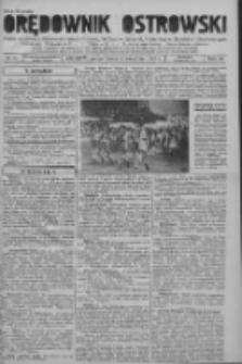 Orędownik Ostrowski: pismo na powiat ostrowski i miasto Ostrów, Odolanów, Mikstat, Sulmierzyce, Raszków i Skalmierzyce 1937.09.06 R.86 Nr73