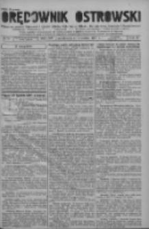 Orędownik Ostrowski: pismo na powiat ostrowski i miasto Ostrów, Odolanów, Mikstat, Sulmierzyce, Raszków i Skalmierzyce 1937.09.20 R.86 Nr79