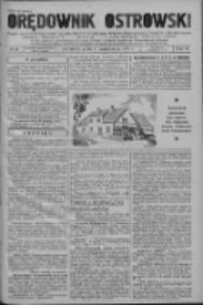 Orędownik Ostrowski: pismo na powiat ostrowski i miasto Ostrów, Odolanów, Mikstat, Sulmierzyce, Raszków i Skalmierzyce 1937.10.06 R.86 Nr86