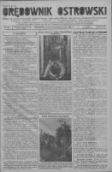 Orędownik Ostrowski: pismo na powiat ostrowski i miasto Ostrów, Odolanów, Mikstat, Sulmierzyce, Raszków i Skalmierzyce 1937.10.13 R.86 Nr89