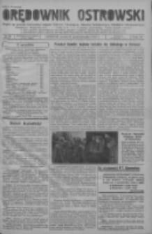 Orędownik Ostrowski: pismo na powiat ostrowski i miasto Ostrów, Odolanów, Mikstat, Sulmierzyce, Raszków i Skalmierzyce 1937.10.27 R.86 Nr95