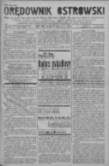 Orędownik Ostrowski: pismo na powiat ostrowski i miasto Ostrów, Odolanów, Mikstat, Sulmierzyce, Raszków i Skalmierzyce 1937.11.17 R.86 Nr104