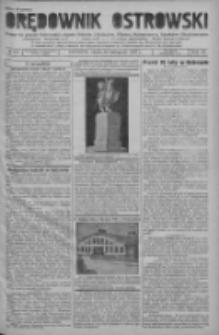 Orędownik Ostrowski: pismo na powiat ostrowski i miasto Ostrów, Odolanów, Mikstat, Sulmierzyce, Raszków i Skalmierzyce 1937.11.24 R.86 Nr107