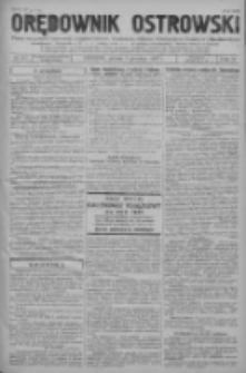 Orędownik Ostrowski: pismo na powiat ostrowski i miasto Ostrów, Odolanów, Mikstat, Sulmierzyce, Raszków i Skalmierzyce 1937.12.03 R.86 Nr111