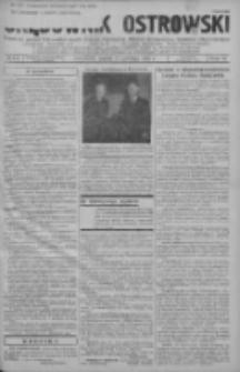 Orędownik Ostrowski: pismo na powiat ostrowski i miasto Ostrów, Odolanów, Mikstat, Sulmierzyce, Raszków i Skalmierzyce 1937.12.17 R.86 Nr117