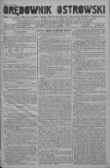 Orędownik Ostrowski: pismo na powiat ostrowski i miasto Ostrów, Odolanów, Mikstat, Sulmierzyce, Raszków i Skalmierzyce 1937.12.29 R.86 Nr122