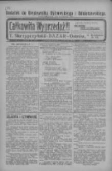 Dodatek do Orędownika Ostrowskiego i Odolanowskiego 1930.11.25