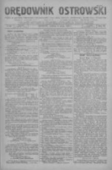 Orędownik Ostrowski: pismo na miasto i powiaty Ostrowski i Odolanowski oraz miast Ostrowa, Odolanowa, Sulmierzyc i Raszkowa 1931.05.05 R.80 Nr36