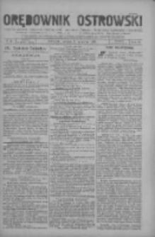 Orędownik Ostrowski: pismo na miasto i powiaty Ostrowski i Odolanowski oraz miast Ostrowa, Odolanowa, Sulmierzyc i Raszkowa 1931.06.02 R.80 Nr44