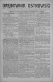 Orędownik Ostrowski: pismo na miasto i powiaty Ostrowski i Odolanowski oraz miast Ostrowa, Odolanowa, Sulmierzyc i Raszkowa 1931.07.14 R.80 Nr56