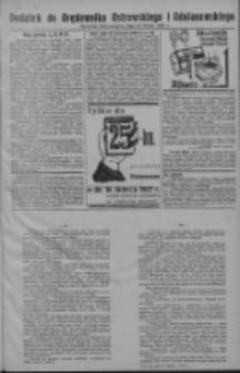 Dodatek do Orędownika Ostrowskiego i Odolanowskiego 1937.02.19