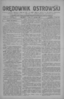 Orędownik Ostrowski: pismo na miasto i powiaty Ostrowski i Odolanowski oraz miast Ostrowa, Odolanowa, Sulmierzyc i Raszkowa 1931.08.25 R.80 Nr68