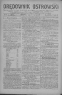 Orędownik Ostrowski: pismo na miasto i powiaty Ostrowski i Odolanowski oraz miast Ostrowa, Odolanowa, Sulmierzyc i Raszkowa 1931.09.15 R.80 Nr74
