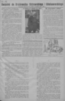 Dodatek do Orędownika Ostrowskiego i Odolanowskiego 1937.10.01