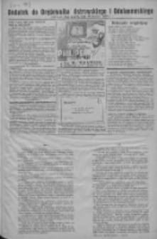 Dodatek do Orędownika Ostrowskiego i Odolanowskiego 1937.12.24