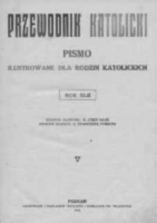 Przewodnik Katolicki. 1936 R.42 nr1