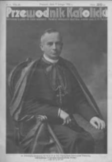 Przewodnik Katolicki. 1936 R.42 nr6