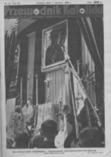 Przewodnik Katolicki. 1936 R.42 nr23