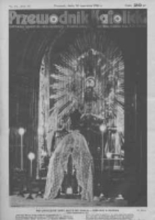 Przewodnik Katolicki. 1936 R.42 nr24