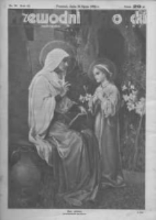 Przewodnik Katolicki. 1936 R.42 nr30