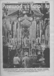 Przewodnik Katolicki. 1936 R.42 nr34