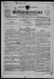 Monitor Polski. Dziennik Urzędowy Rzeczypospolitej Polskiej. 1919.01.21 R.2 nr16