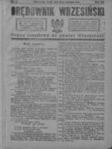 Orędownik Wrzesiński 1921.01.12 R.3 Nr4