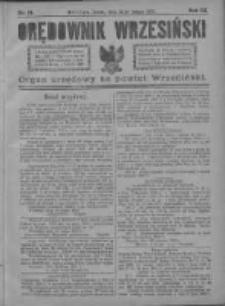 Orędownik Wrzesiński 1921.02.16 R.3 Nr14