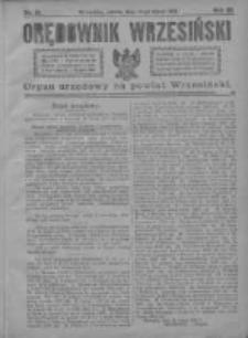 Orędownik Wrzesiński 1921.02.19 R.3 Nr15