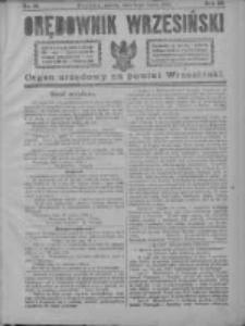 Orędownik Wrzesiński 1921.03.09 R.3 Nr20