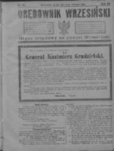 Orędownik Wrzesiński 1921.04.06 R.3 Nr28
