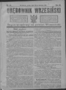 Orędownik Wrzesiński 1921.04.20 R.3 Nr32