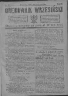Orędownik Wrzesiński 1921.05.07. R.3 Nr37