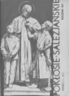 Pokłosie Salezjańskie. 1935 R.19 nr4